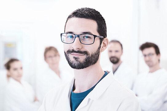 Arzt unter Kollegen