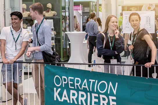 OPERATION KARRIERE | Karriere-Kongress für Mediziner-Nachwuchs