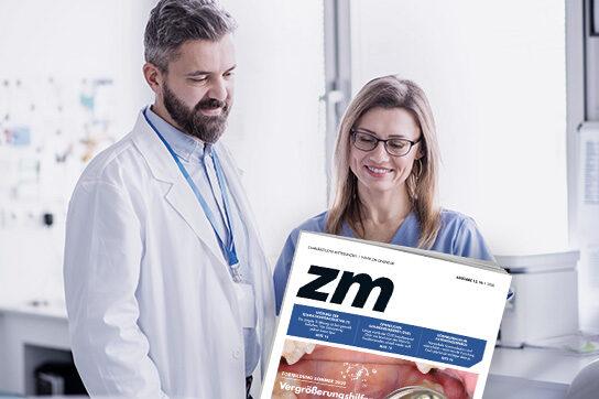 zm - Zahnärztliche Mitteilungen