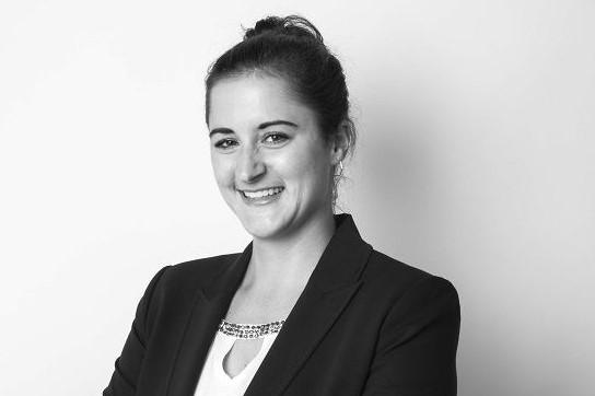 Julia Barner, Beirats- und Jurymitglied beim COMPRIX und Client Service Director bei der Agentur Schmittgall Health